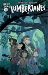 Lumberjanes #39 Cover A Regular Kat Leyh Cover