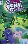 My Little Pony Legends Of Magic #3 Cover B Variant Zachery Sterling Subscription Cover