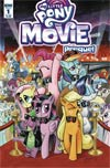 My Little Pony Movie Prequel #1 Cover A Regular Andy Price Cover