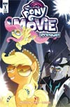 My Little Pony Movie Prequel #1 Cover B Variant Tony Fleecs Subscription Cover