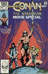 Conan The Barbarian Movie Special #1