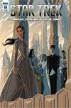 Star Trek Boldly Go #9 Cover A Regular George Caltsoudas Cover