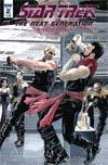 Star Trek The Next Generation Mirror Broken #2 Cover A Regular JK Woodward Cover