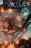 Teenage Mutant Ninja Turtles Universe #11 Cover A Regular Freddie Williams II Cover