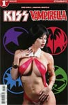 KISS Vampirella #1 Cover E Variant Cosplay Photo Cover