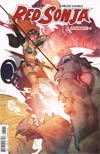 Red Sonja Vol 7 #6 Cover B Variant Ben Caldwell Cover
