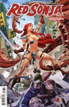 Red Sonja Vol 7 #6 Cover C Variant Carlos Gomez Cover