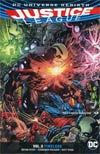 Justice League (Rebirth) Vol 3 Timeless TP