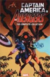 Captain America And The Avengers Complete Collection TP