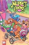 Muppet Babies Omnibus HC Book Market Marie Severin Muppet Babies Cover