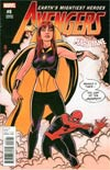 Avengers Vol 6 #8 Cover B Variant Michael Allred Mary Jane Cover