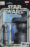 Star Wars Vol 4 #32 Cover C Variant John Tyler Christopher Action Figure Cover (Screaming Citadel Part 4)