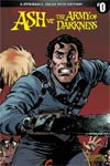 Ash vs The Army Of Darkness #0 Cover B Incentive Reilly Brown Sneak Peek Variant Cover