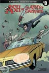 Ash vs The Army Of Darkness #0 Cover C Incentive Mauro Vargas Sneak Peek Variant Cover