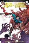 Ash vs The Army Of Darkness #0 Cover A Regular Nick Bradshaw Cover