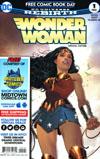 FCBD 2017 Wonder Woman Vol 5 #1 Special Edition - Midtown Version - FREE - Limit 1 Per Customer