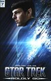 Star Trek Boldly Go #7 Cover C Incentive Photo Variant Cover