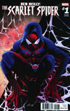 Ben Reilly The Scarlet Spider #1 Cover E Incentive Greg Land Variant Cover
