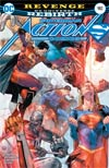 Action Comics Vol 2 #983 Cover A Regular Clay Mann Cover