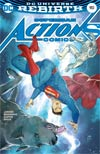 Action Comics Vol 2 #983 Cover B Variant Mikel Janin Cover