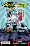 Batman 66 Meets The Legion Of Super-Heroes #1