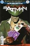 Batman Vol 3 #27 Cover A Regular Davide Gianfelice Cover