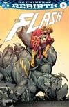 Flash Vol 5 #26 Cover B Variant Howard Porter Cover