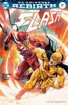 Flash Vol 5 #27 Cover B Variant Howard Porter Cover
