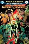 Hal Jordan And The Green Lantern Corps #24 Cover A Regular Ethan Van Sciver Cover