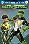 Hal Jordan And The Green Lantern Corps #24 Cover B Variant Kevin Nowlan Cover