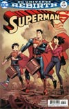Superman Vol 5 #27 Cover B Variant Jorge Jimenez Cover
