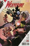 All-New Wolverine #22 Cover A Regular Leinil Francis Yu Cover