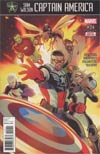 Captain America Sam Wilson #24 (Secret Empire Tie-In)