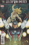 Captain America Steve Rogers #19 Cover A Regular Jesus Saiz Cover (Secret Empire Tie-In)