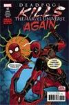 Deadpool Kills The Marvel Universe Again #2 Cover A Regular Dave Johnson Cover