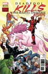 Deadpool Kills The Marvel Universe Again #2 Cover B Variant Salva Espin Cover