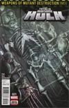 Totally Awesome Hulk #21 (Weapons Of Mutant Destruction Part 4)