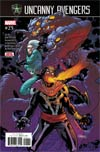 Uncanny Avengers Vol 3 #25 Cover A Regular RB Silva Cover (Secret Empire Tie-In)