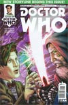Doctor Who 11th Doctor Year Three #9 Cover A Regular Blair Shedd Cover