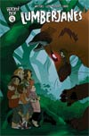 Lumberjanes #40 Cover A Regular Kat Leyh Cover