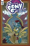 My Little Pony Legends Of Magic #4 Cover A Regular Brenda Hickey Cover