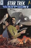 Star Trek Waypoint #6 Cover A Regular Gabriel Hardman Cover
