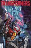 Transformers Till All Are One #12 Cover B Variant Priscilla Tramontano Cover