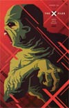 X-Files Vol 3 #16 Cover B Variant Tom Whalen Cover
