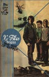 X-FILES ORIGINS II DOG DAYS OF SUMMER #2 (OF 4) CVR B