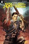 Ash vs The Army Of Darkness #1 Cover A Regular Tyler Kirkham Cover