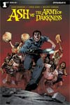 Ash vs The Army Of Darkness #1 Cover B Variant Reilly Brown Cover