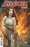 Red Sonja Vol 7 #7 Cover C Variant Tyler Kirkham Cover