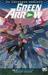 Green Arrow (Rebirth) Vol 3 Emerald Outlaw TP