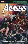 Avengers Epic Collection Vol 22 Operation Galactic Storm TP